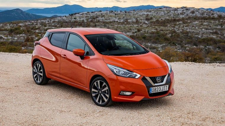 Nissan Micra Prive Leasen Vanaf 270 Anwb Private Lease