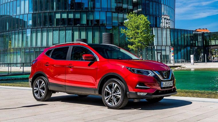 Nissan Qashqai Prive Leasen Vanaf 359 Anwb Private Lease