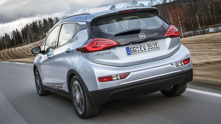 Eerste Rijtest Opel Ampera E Anwb