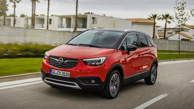 Opel Crossland X Prive Leasen Anwb Private Lease