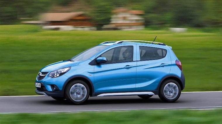 Opel Karl Rocks Anwb Private Lease