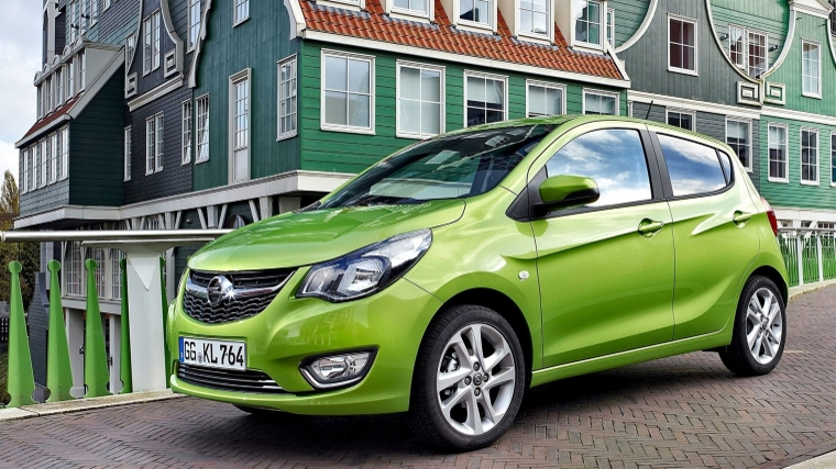 Opel Karl Edition Prive Leasen Anwb Private Lease