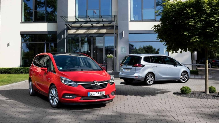 Opel Zafira Prive Leasen Anwb Private Lease