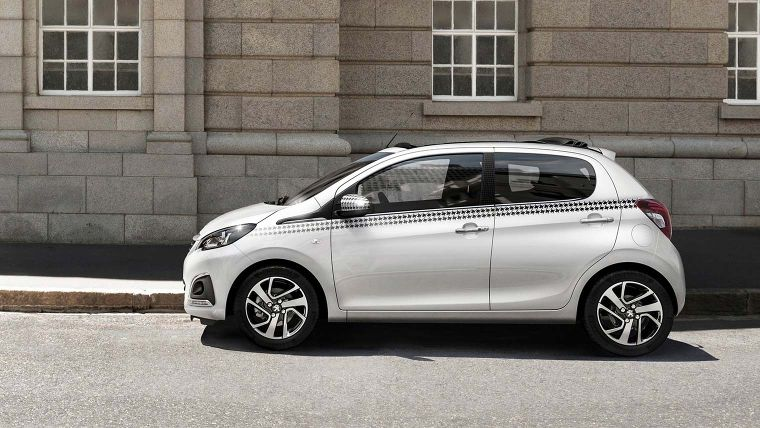 Peugeot 108 Prive Leasen Vanaf 204 Anwb Private Lease