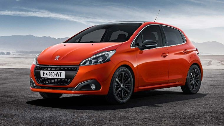 Peugeot 208 Prive Leasen Vanaf 268 Anwb Private Lease