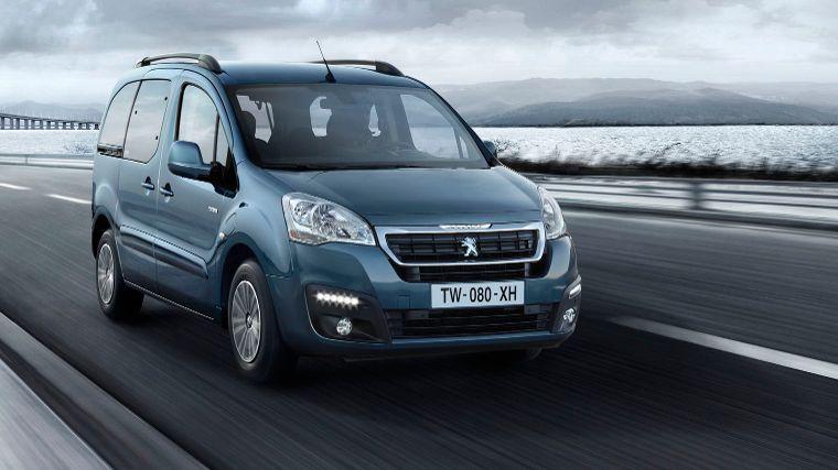 Peugeot Tepee Electric