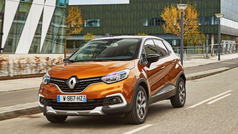 Renault Captur Prive Leasen Vanaf 335 Anwb Private Lease