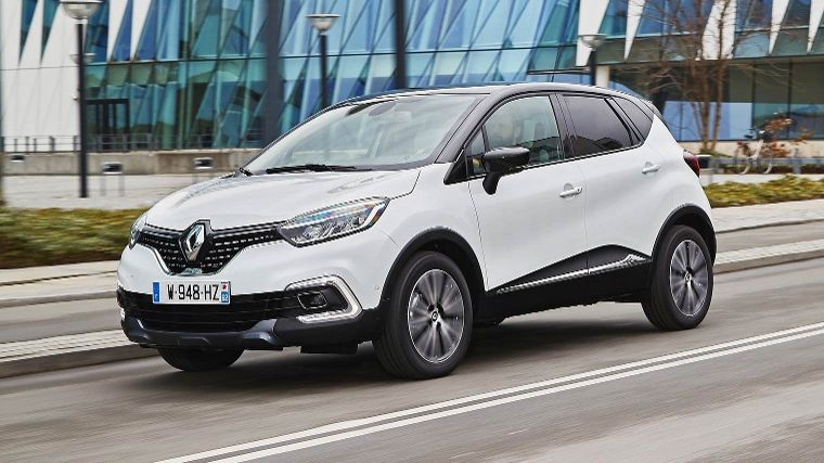 Renault Captur Prive Leasen Vanaf 335 Anwb Private Lease