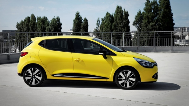 Renault Clio Anwb Private Lease
