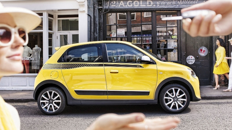 Renault Twingo Prive Leaen Vanaf 234 Anwb Private Lease
