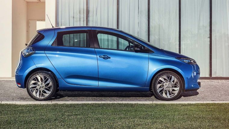 Renault Zoe Prive Leasen Vanaf 424 Anwb Private Lease