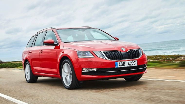 Skoda Octavia Combi Prive Leasen Vanaf 405 Anwb Private Lease