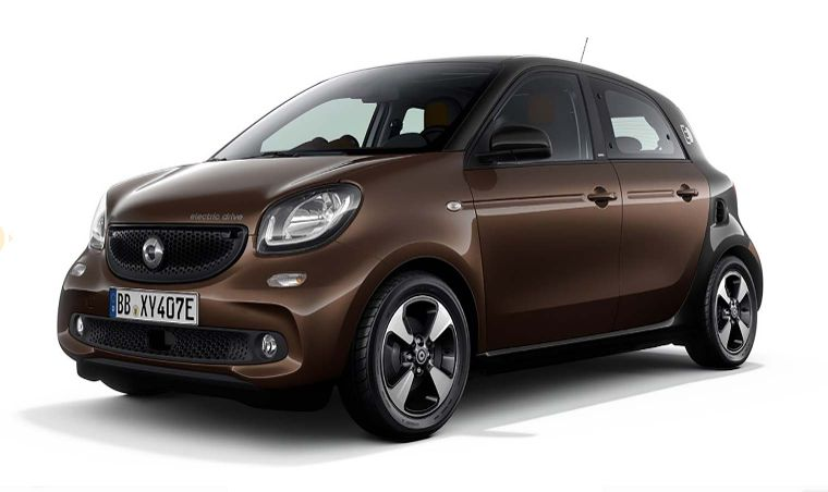 Smart Forfour Electric Drive Prive Leasen Vanaf 289 Anwb Private