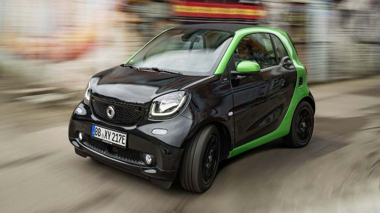 Smart Fortwo Electric Drive Anwb Private Lease