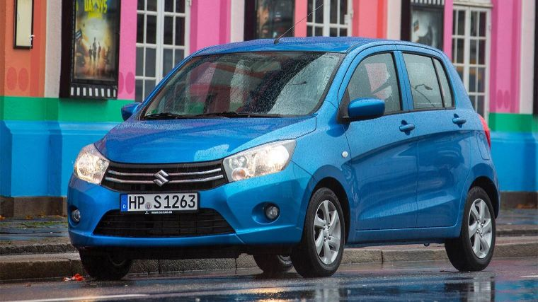 Suzuki Celerio Prive Leasen Vanaf 204 Anwb Private Lease