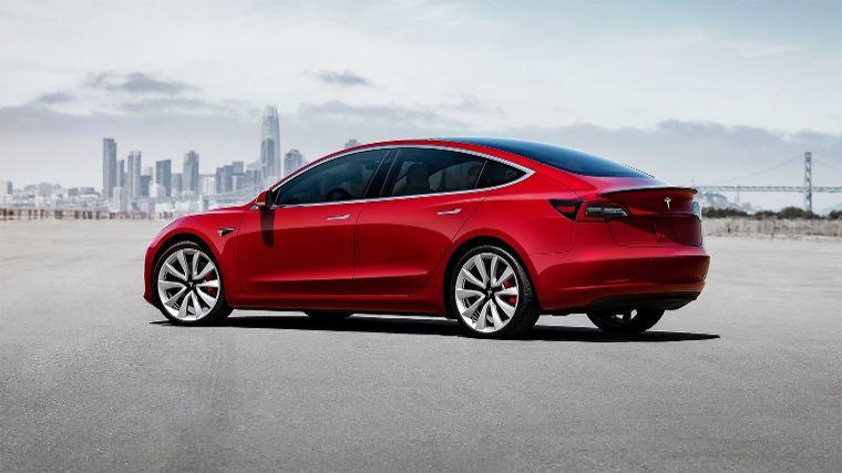 Tesla Model 3 privé leasen  ANWB Private Lease