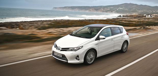Eerste Autotest Toyota Auris Full Hybrid Anwb Auto