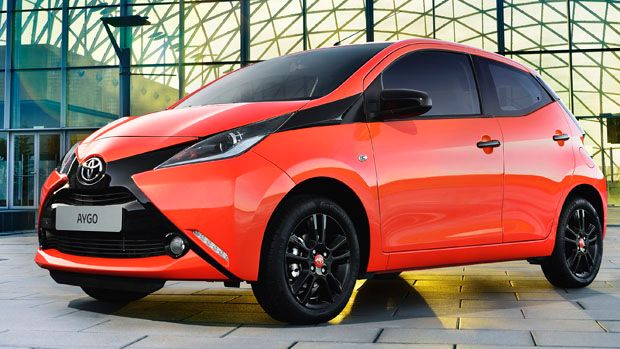 Toyota Aygo Anwb Private Lease