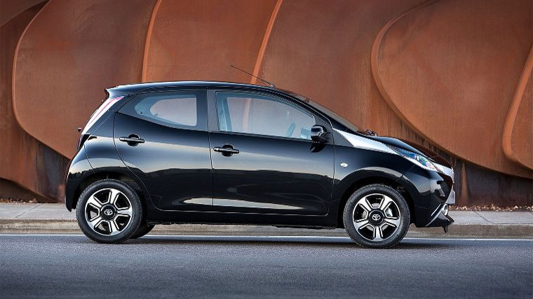 Toyota Aygo Prive Leasen Vanaf 199 Anwb Private Lease
