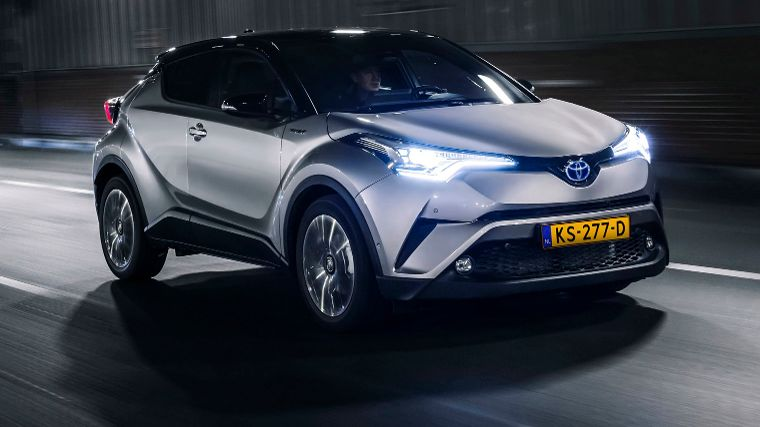 Toyota C Hr Hybrid Active Prive Leasen Vanaf 404 Anwb Private Lease