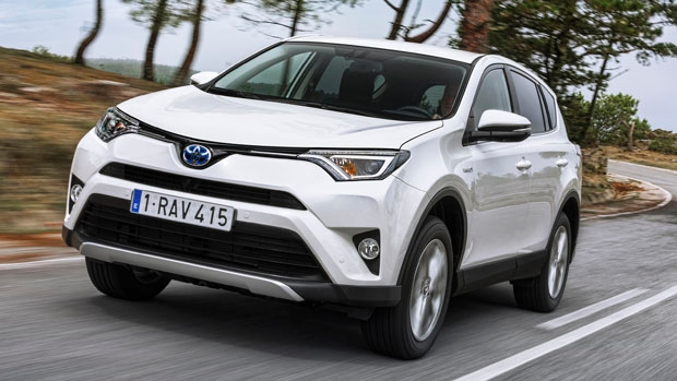 Anwb Eerste Rijtest Toyota Rav4 Hybrid