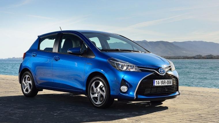 Alle Details Nieuwe Toyota Yaris
