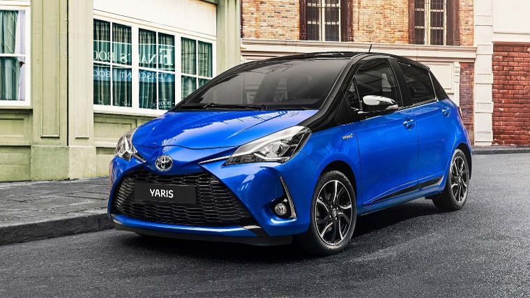 Toyota Yaris Active Prive Leasen Vanaf 274 Anwb Private Lease