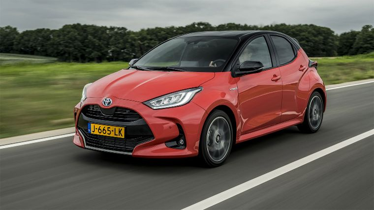 Meer Toyota's bij ANWB Private Lease