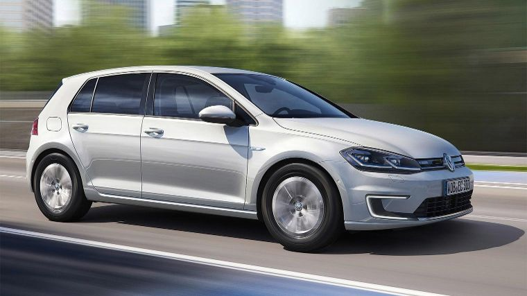 Volkswagen E Golf Prive Leasen Vanaf 499 Anwb Private Lease