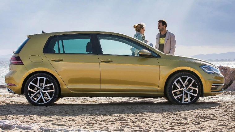 Volkswagen Golf Prive Leasen Vanaf 349 Anwb Private Lease