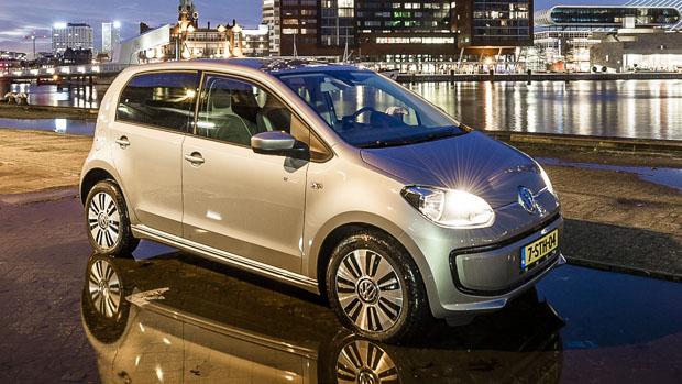 Volkswagen up elektrisch