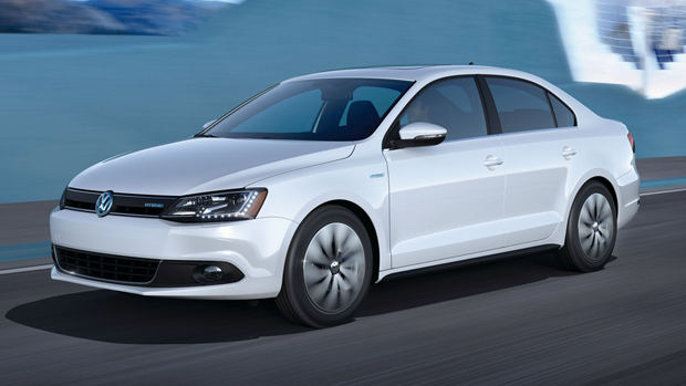 Eerste Autotest Volkswagen Jetta Hybrid Anwb Auto