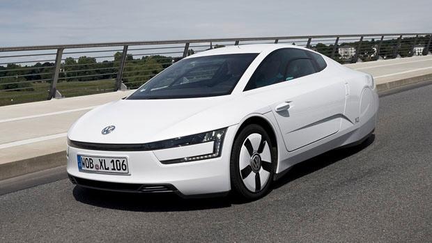 Een Week Met De Volkswagen Xl1 Anwb