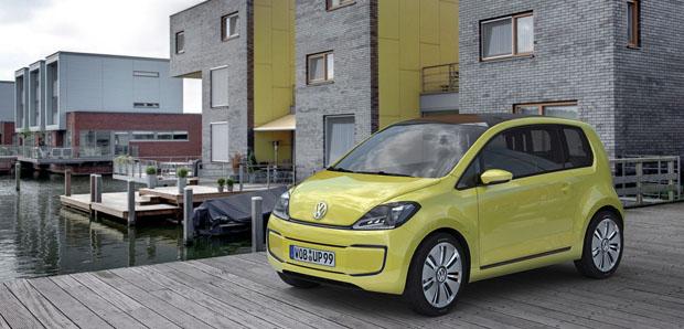 Volkswagen E Up Met Uniek Leasconcept Anwb