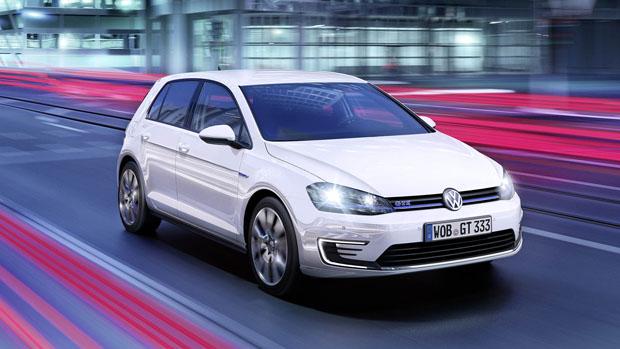 Volkswagen Golf Wordt Hybride Anwb