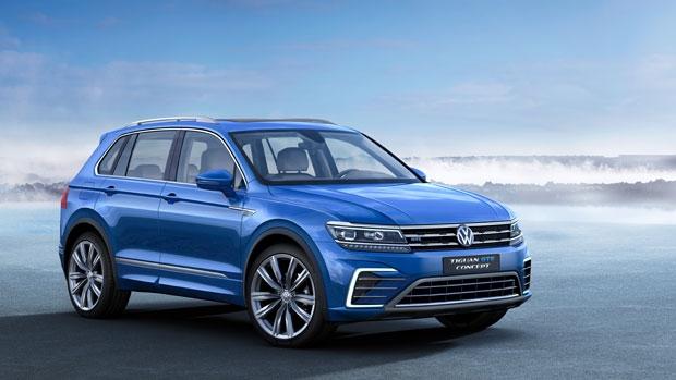 Nieuwe VW Tiguan ideale gezinsauto
