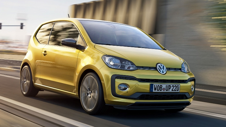 Volkswagen Up Prive Leasen Vanaf 209 Anwb Private Lease