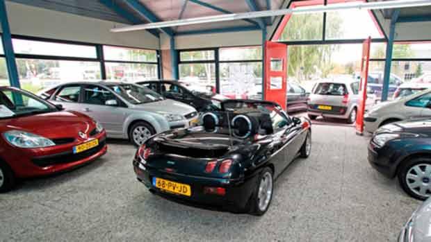 Tweedehands Auto Garage : Tweedehands auto kopen anwb