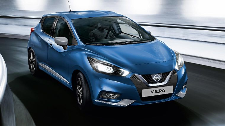 Nissan Micra - ANWB Private Lease