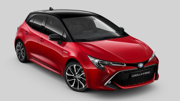 Toyota Corolla Hybrid
