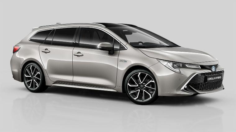 Toyota Corolla Touring Sports Hybrid