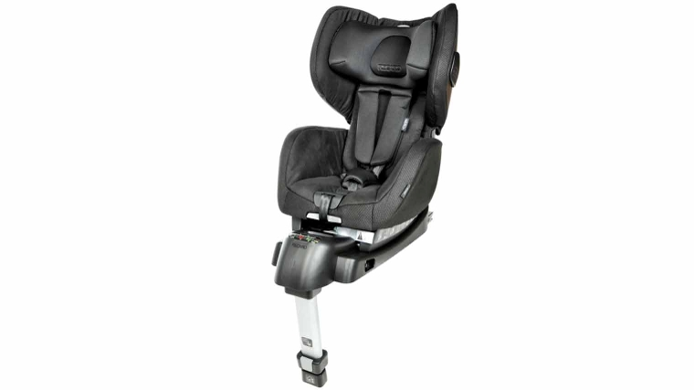 Recaro Optia & Recaro fix Base - ANWB Autostoeltjestest 2016