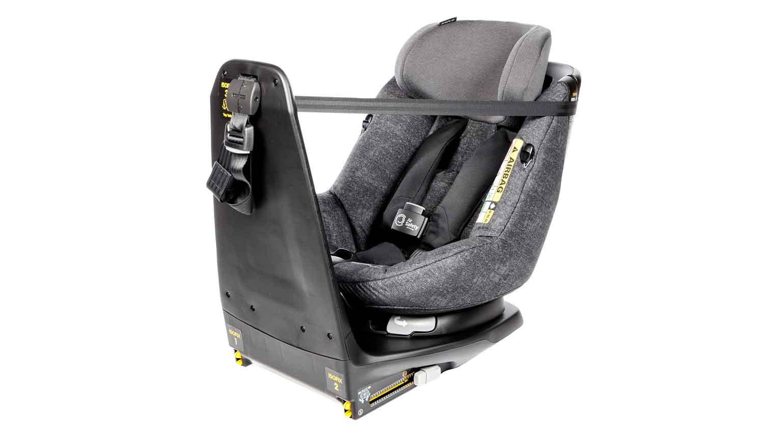 veiligste autostoel