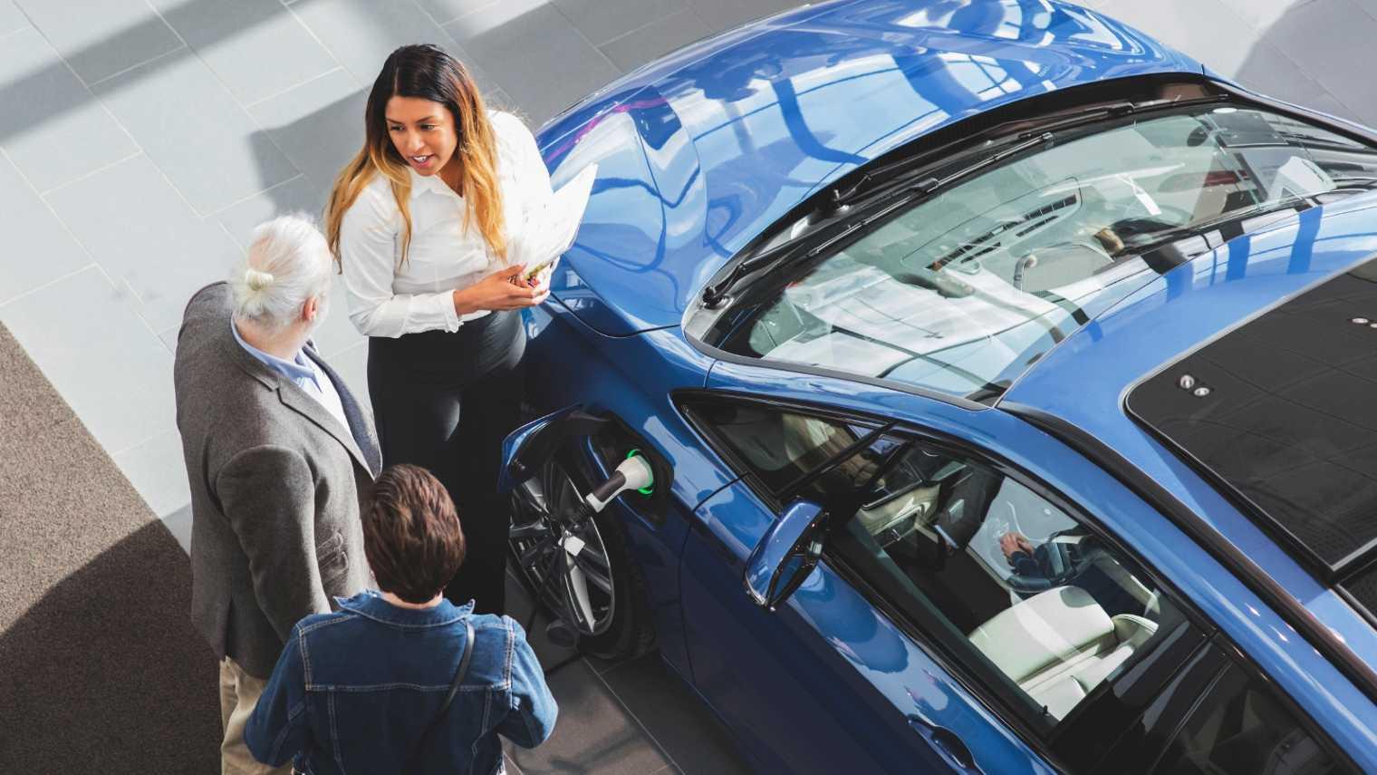 Aanschafsubsidie Voor Nieuwe En Gebruikte Elektrische Auto S Anwb