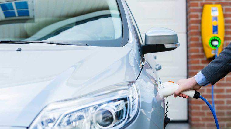 oplaadpunt elektrische auto kopen