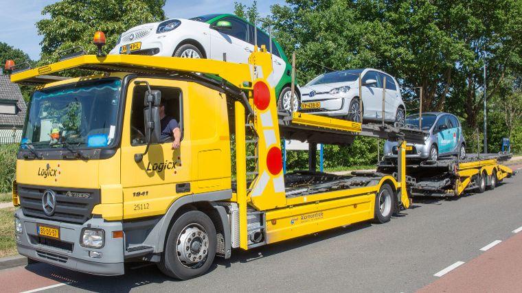 Test Elektrische Auto S Anwb