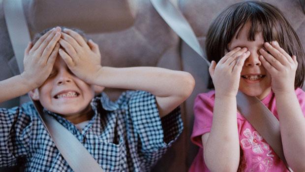 veiligheid kinderen auto