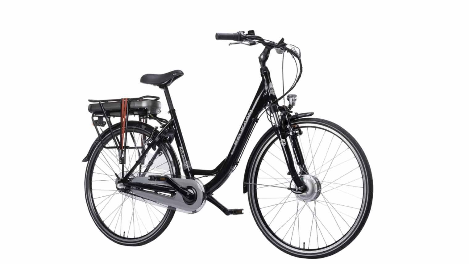 Test Budget E Bike Pelikaan Advanced N3