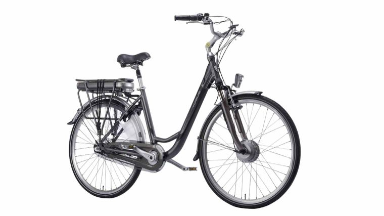 Test Budget E Bike Vogue Basic N3