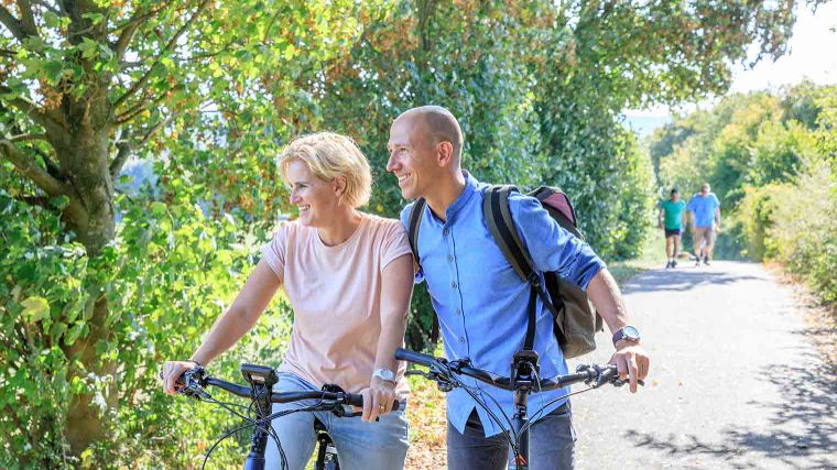 5 routes voor de e-bike